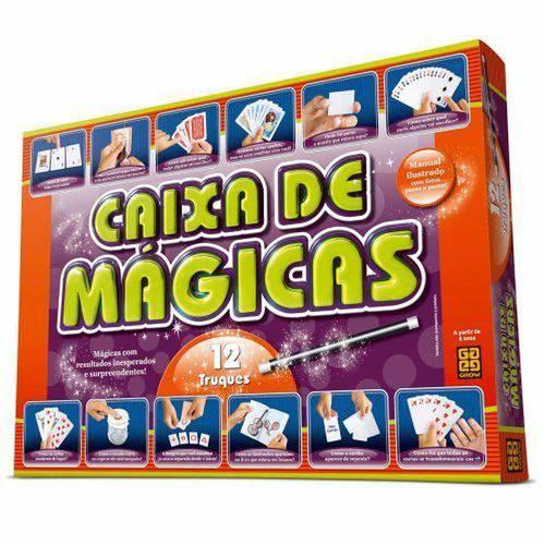 Brinquedo Caixa de Magicas Grow Ref.: 01428