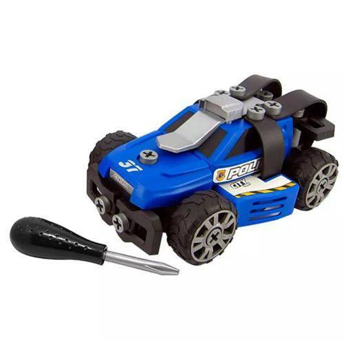 Brinquedo Carro Montável Engenheiro Candide Ref 3522