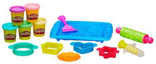 Brinquedo Conjunto Play-Doh Biscoitos Divertidos - Hasbro