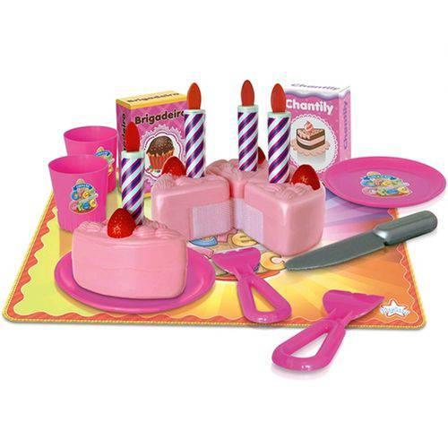 Brinquedo Crec Crec Festa de Aniversario - Big Star - 345-ccfa