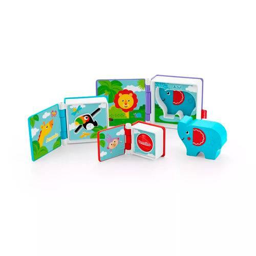 Brinquedo de Atividades - Livrinho dos Animais - Fisher-Price