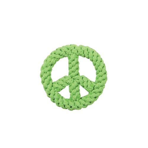 Brinquedo de Corda Peace Out Verde