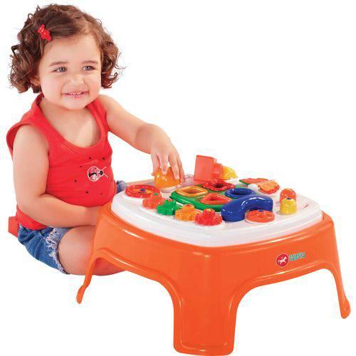 Brinquedo Educativo Mesinha Encantada Calesita Unidade