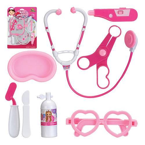 Brinquedo Kit Médica 7 Peças