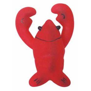 Brinquedo Lagosta de Vinil Chalesco