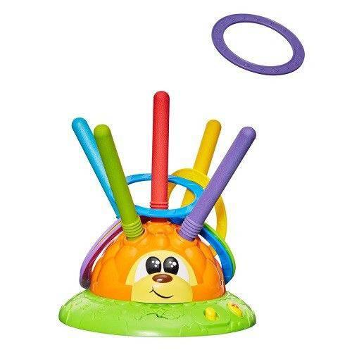 Brinquedo Lança Argolas Chicco 91490