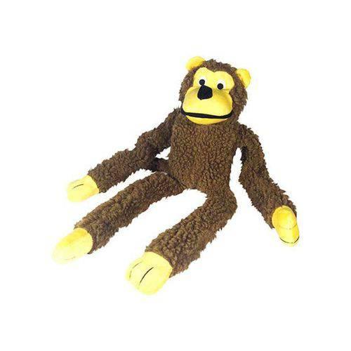 Brinquedo Macaco Pelucia Chalesco