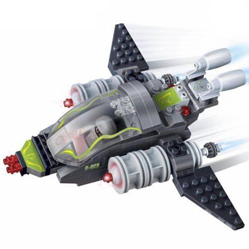 Brinquedo Missão Águia Invasor 155 Peças 6213 - Banbao