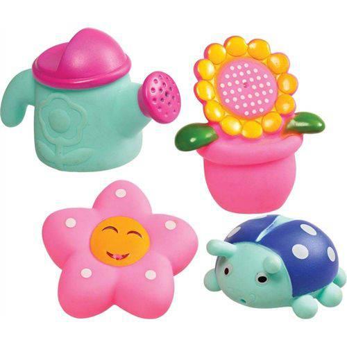 Brinquedo para Banho Jardim Florido - Girotondo