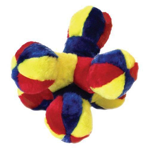Brinquedo para Cachorro Halter de Pelúcia 3D Chalesco