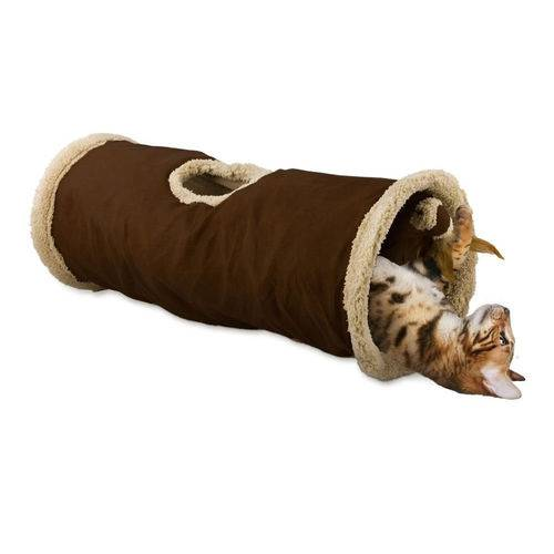 Brinquedo para Gatos Tunel 66cm Find me Cat Tunnel All For Paws