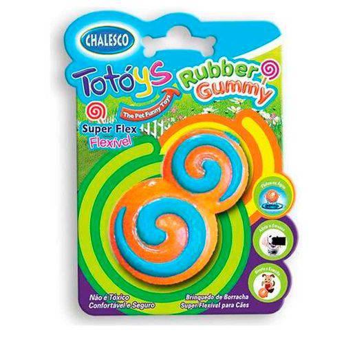 Brinquedo Pet Totoys Gummy Chalesco