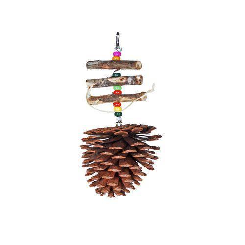 Brinquedo Pinha Toy For Bird para Calopsitas e Periquitos