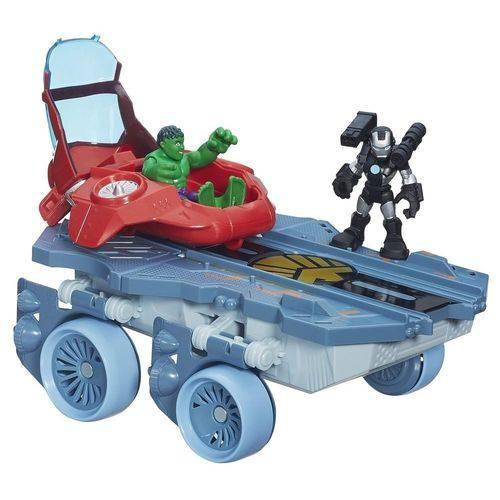Brinquedo Playskool Heroes Super Hero Helitransporte B0241