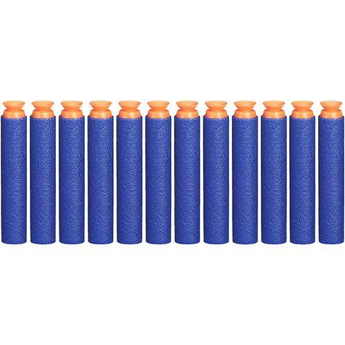 Brinquedo Refil Nerf El 12 Dardos Sucção A5334 - Hasbro