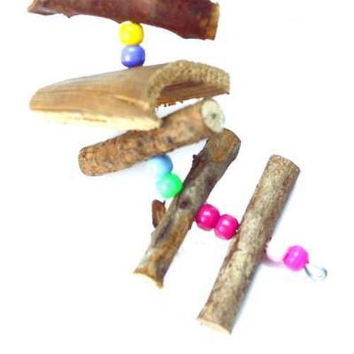 Brinquedo Toy For Bird Caracol - Tam P