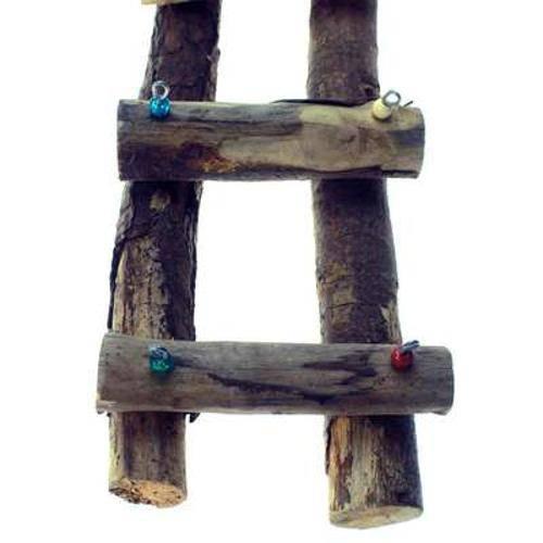 Brinquedo Toy For Bird Escada Papagaio