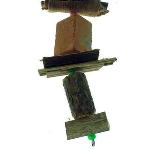 Brinquedo Toy For Bird Pedra - Tam M