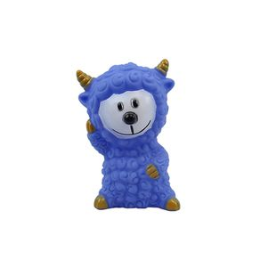 Brinquedo Vinil Ovelha Azul