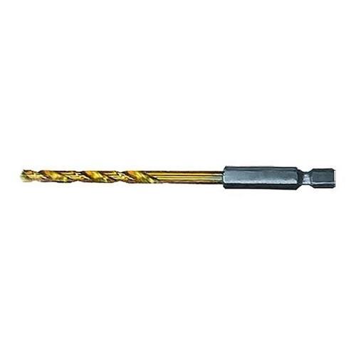 Broca para Metal 7mm - Nitrato de Titânio - 7177029 - MTX
