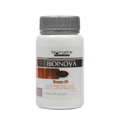 Bronzeador Biomarine BioInova Bronz In 30caps