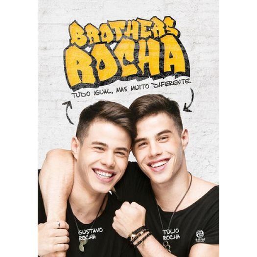 Brothers Rocha - Tudo Igual Mas Muito Diferente - Altral Cultural