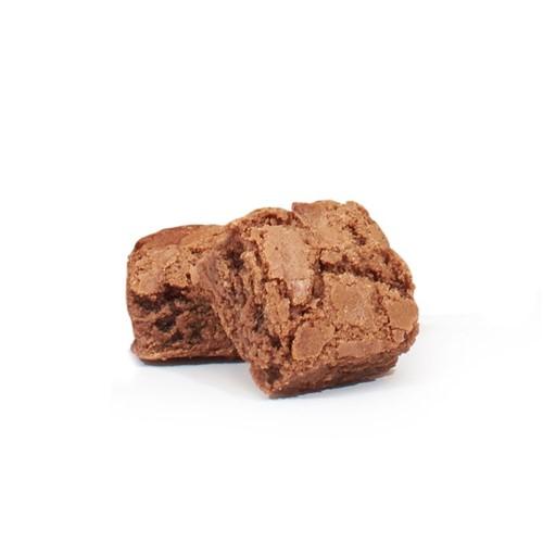 Brownie Chocolate Belga Saquinho Bake a Wish - 10 Unidades