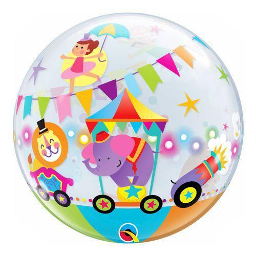 Bubble 22 Polegadas - Desfile do Circo - Qualatex
