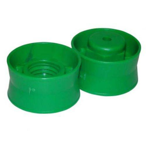 Bucha Dupla (pulmao Plast. Verde) Ekomax