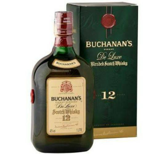 Buchanans 12 Anos 1 Litro