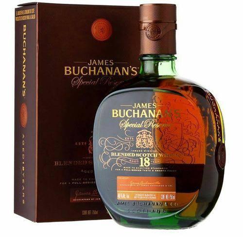 Buchanans 18 Anos 750 Ml