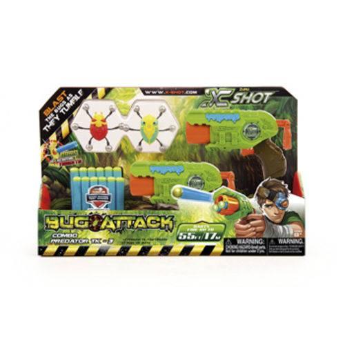 Bug Attack - Double Predator - 2x3 Disparos