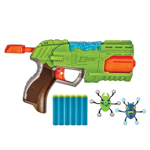 Bug Attack Rapid Fire 6 Disparos - Candide