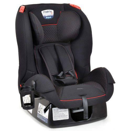 Burigotto /cadeira P/ Auto Matrix Evolution K Dot Vermlho