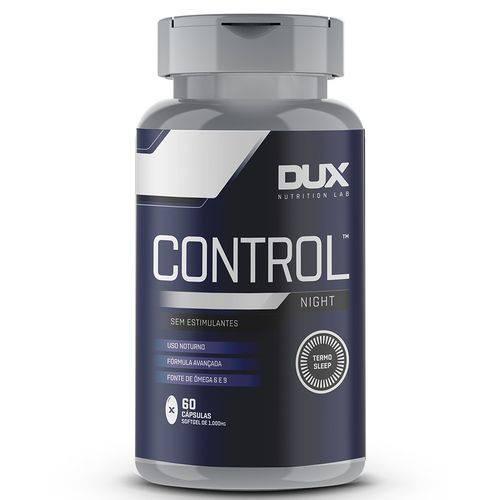 Burn Night (60 Caps) - DUX Nutrition