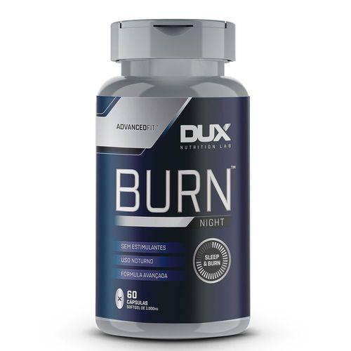 Burn Night (60 Cápsulas) - Dux Nutrition