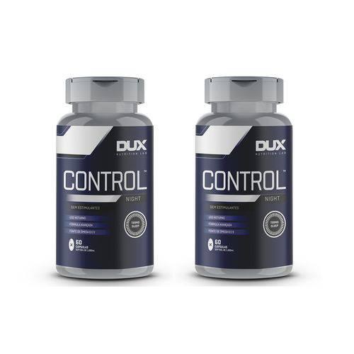 Burn Night 2x Unidades (60 Caps) - DUX Nutrition