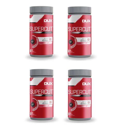 Burn Supercut 4x Unidades (60 Cápsulas) - Dux Nutrition