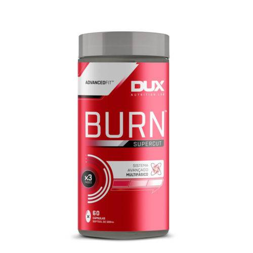 Burn Supercut 60 Cápsulas - Dux Nutrition