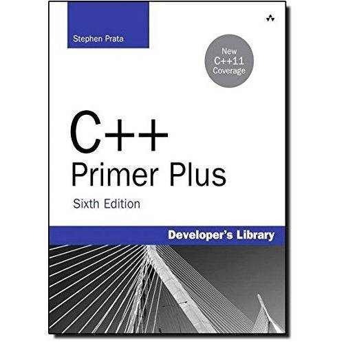 C++ Primer Plus - Developers Library - Pearson