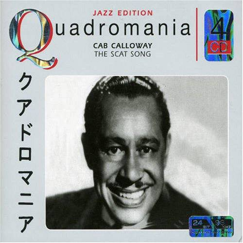 Cab Calloway - The Scat Song (4 CD)