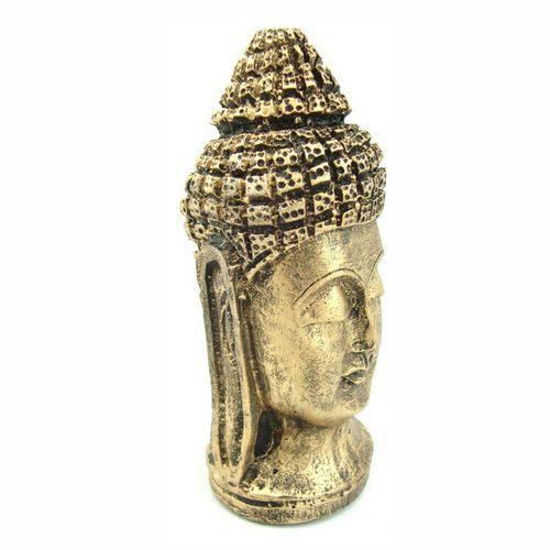 Cabeça de Buda Hindu Pequeno Estátua Decorativa.