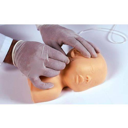 Cabeça Pediátrica para Treino de Punção Venosa Anatomic - Tgd-4006-b