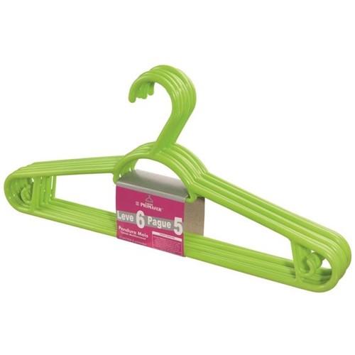 Cabide Multifuncional Pague 5 Leve 6 Verde Primafer