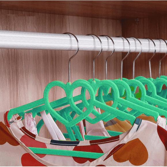 Cabide Padrão Plástico A457 Verde Basic Kitchen