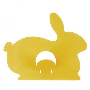 Cabideiro de Ferro Coelhinho Amarelo