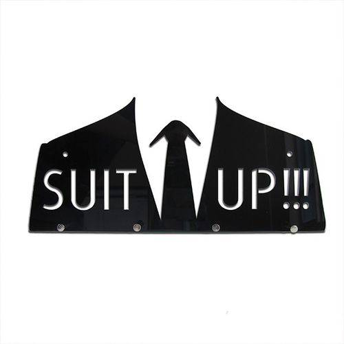 Cabideiro Suit Up!!