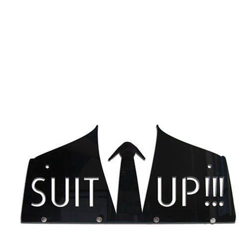 Cabideiro Terno Suit Up!