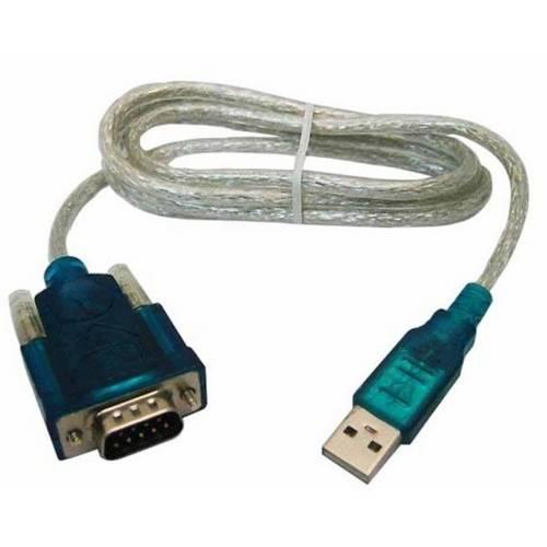 Cabo Adaptador Conversor USB P/ Serial RS232