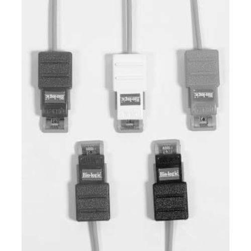 Cabo de Eletrodo, Tipo Tabloque, Conector 1.5mm, 5pcs, Cod.301645